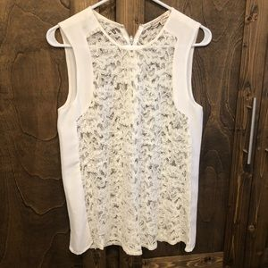 Broadway & Bloome from Anthropologie Lace Tank